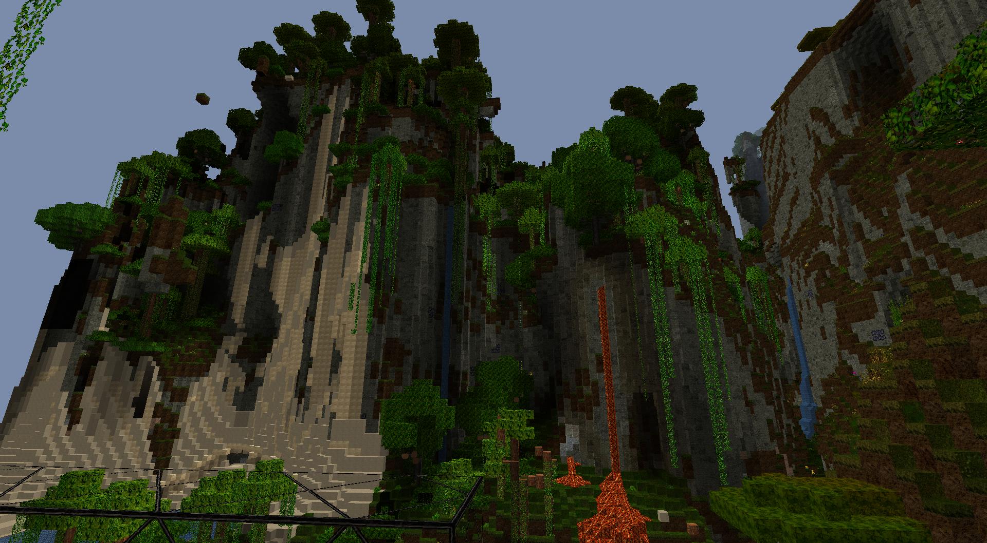 10.10.X Hanging Gardens Jungle Seed - Seeds - Minecraft: Java