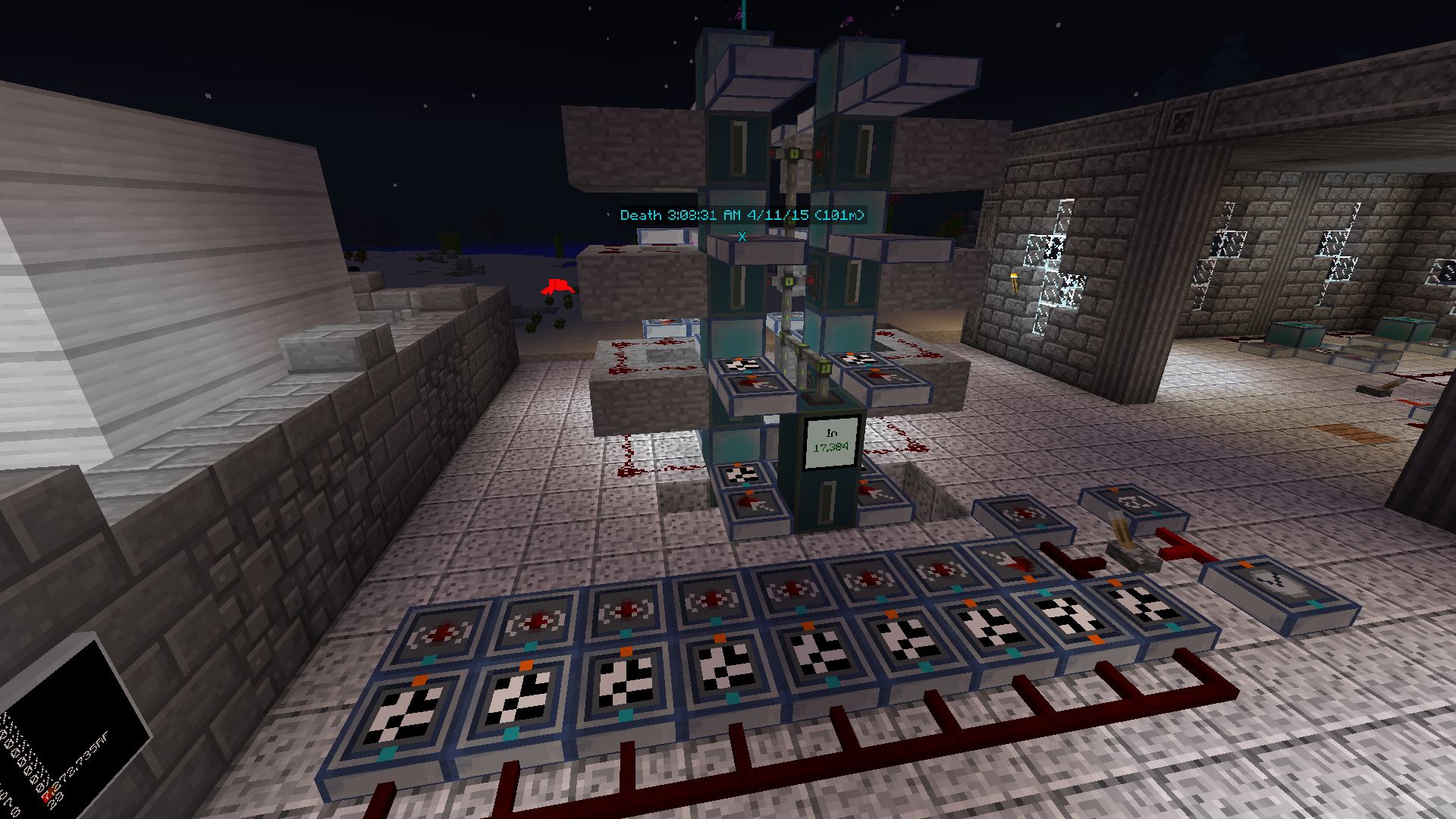 McJty's RFTools' Endergenic Generators and their potential