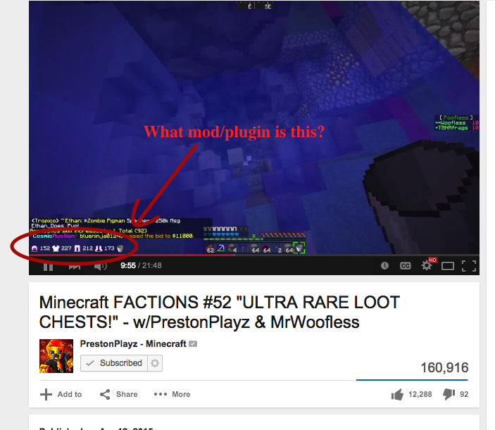 TBNRfrags / PrestonPlayz - mod/plugin he uses in his faction