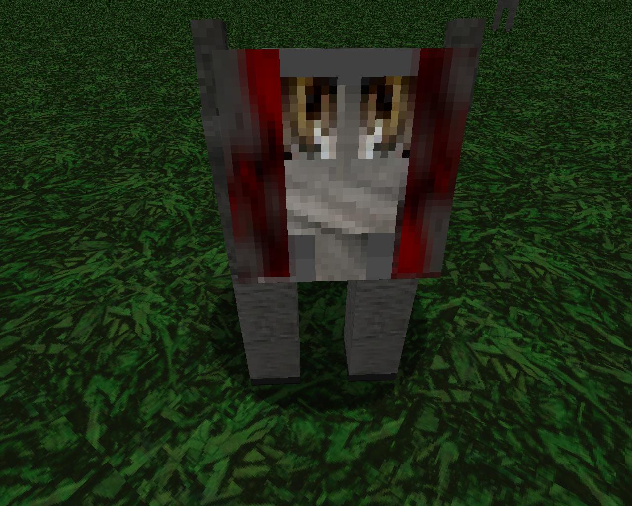 Minecraft scp texture pack