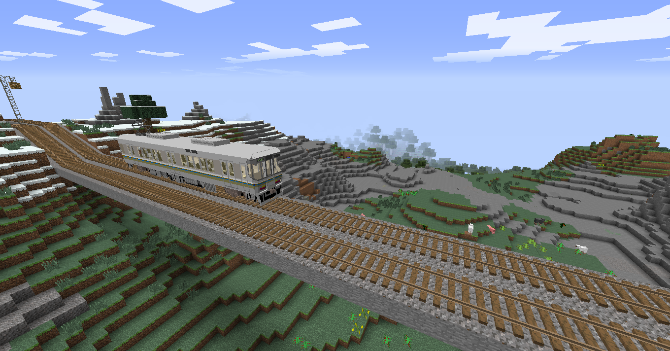 Real Train] 1 7 10 map by: GamingDX - Maps - Mapping and Modding