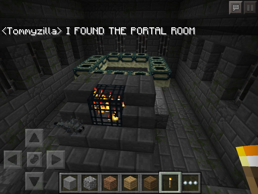 Awesome Seeds Pe Home Of An Easy Stronghold Seed And A 47 Diamond Seed Mcpe Seeds Mcpe Discussion Minecraft Pocket Edition Minecraft Forum Minecraft Forum