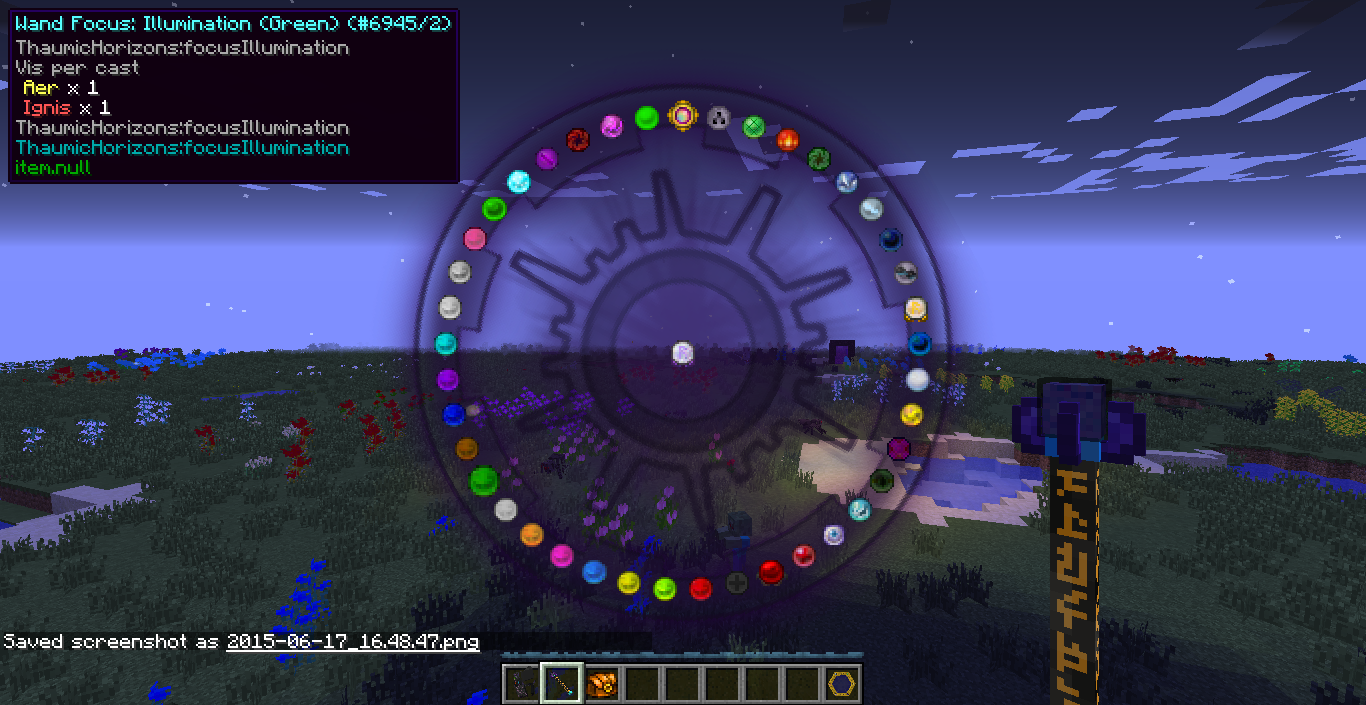 Thaumic Horizons v1 1 9 (Thaumcraft 4 addon) - Minecraft Mods