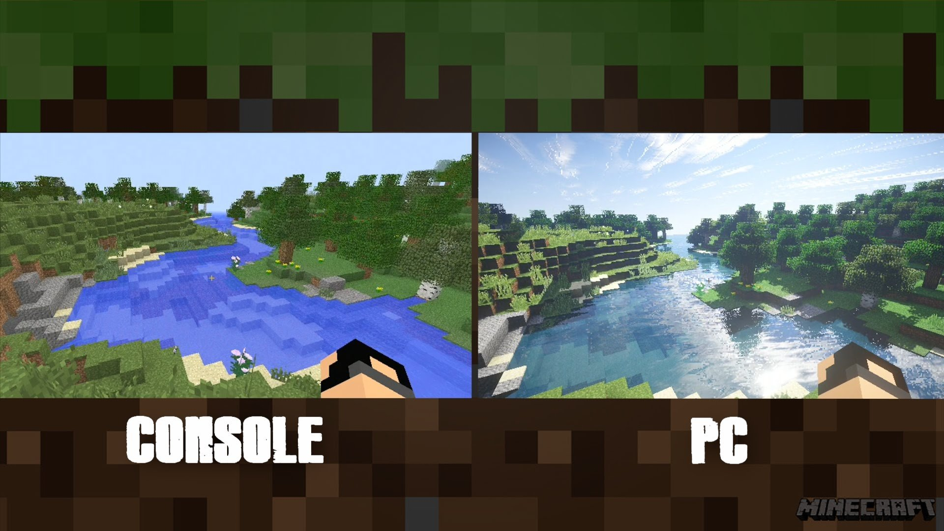 Shaders on xbox one version of minecraft - MCXONE
