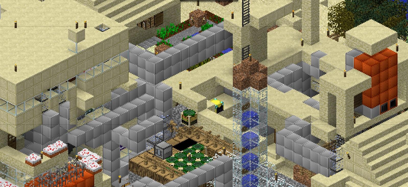 Dynmap - Dynamic web-based maps for Minecraft - Minecraft