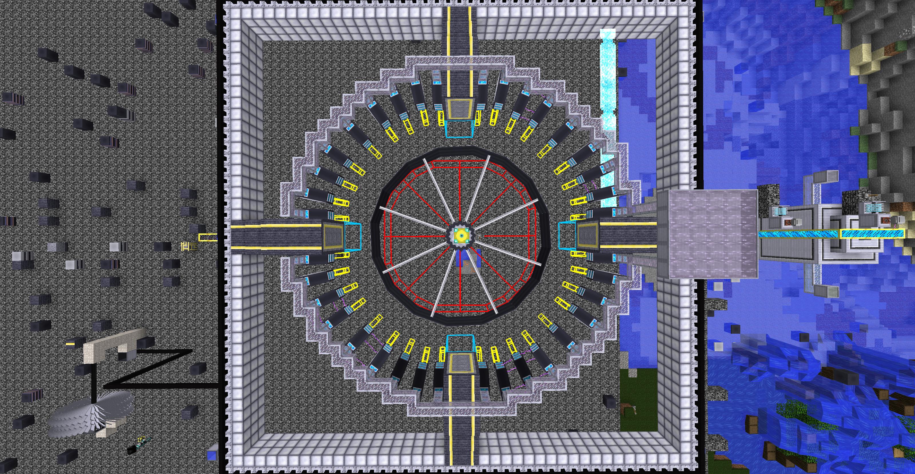 атомный реактор майнкрафт #7