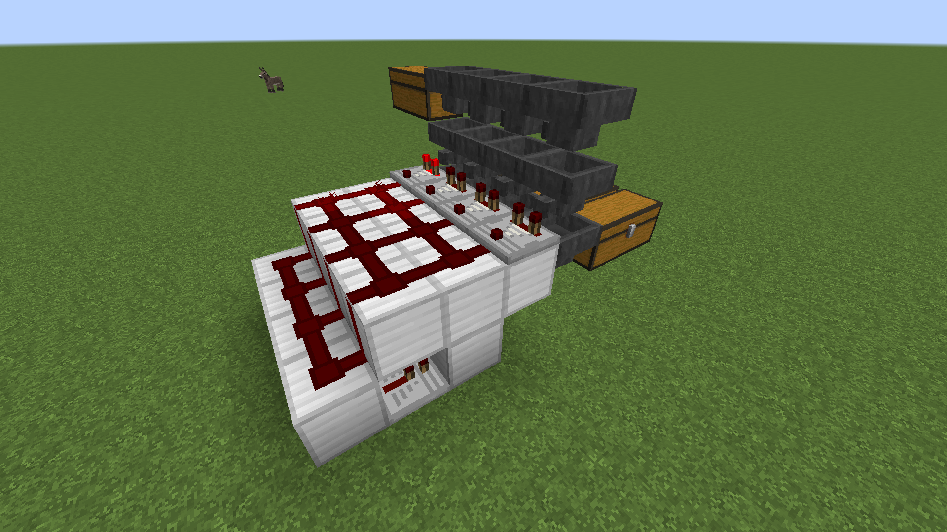 Item sorting - Redstone Discussion and Mechanisms - Minecraft