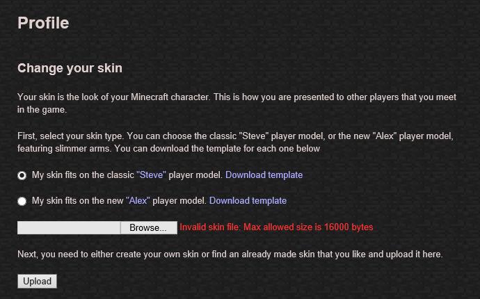 Skin help! - Discussion - Minecraft: Java Edition