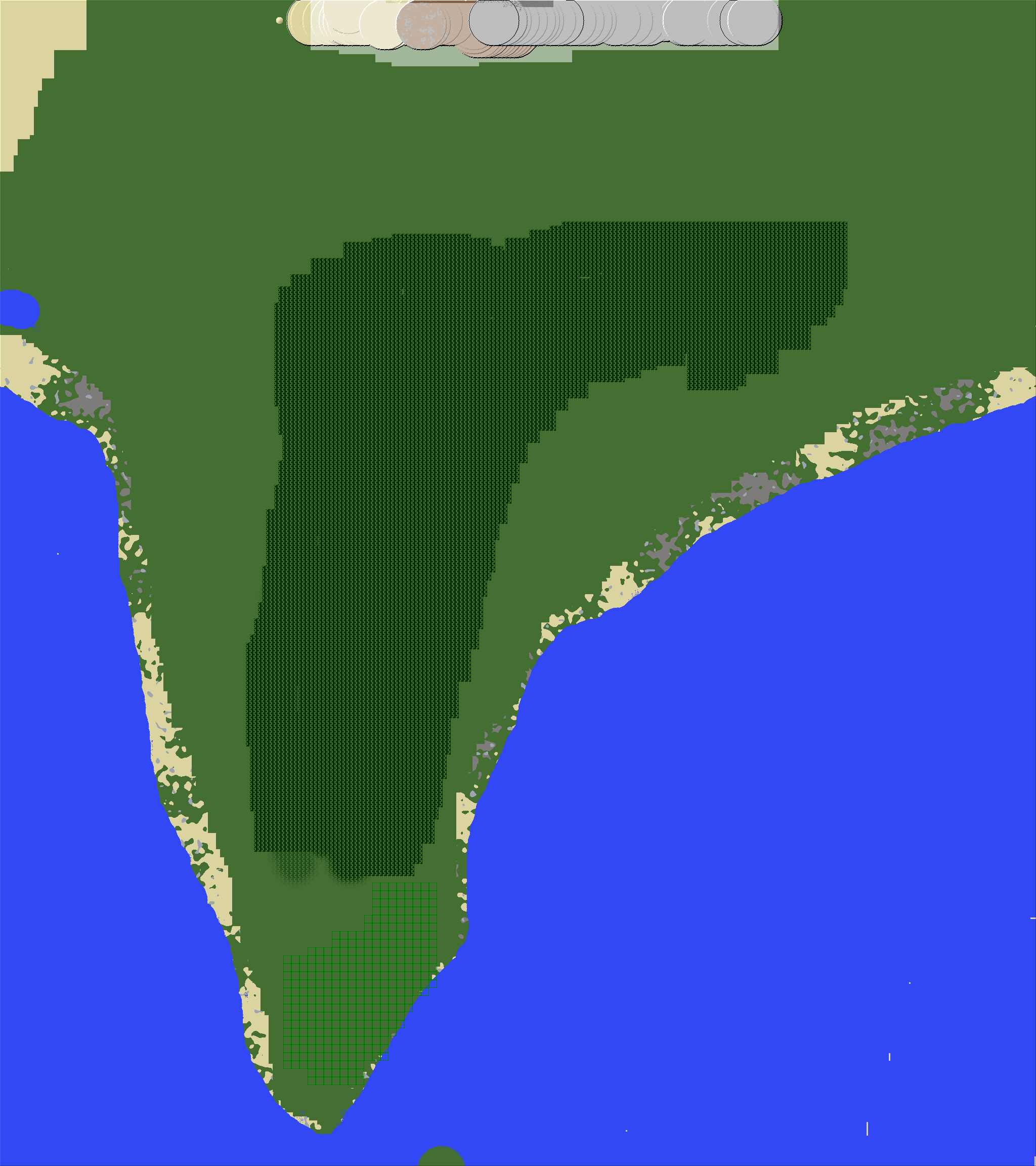The Raja Of Hinudstan - Map of India on Minecraft! - Maps