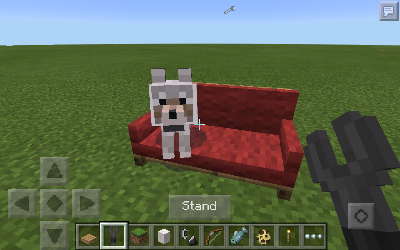 Finally 0 13 1 Support Dan S Furniture Mod Minecraft Pe Mcpe