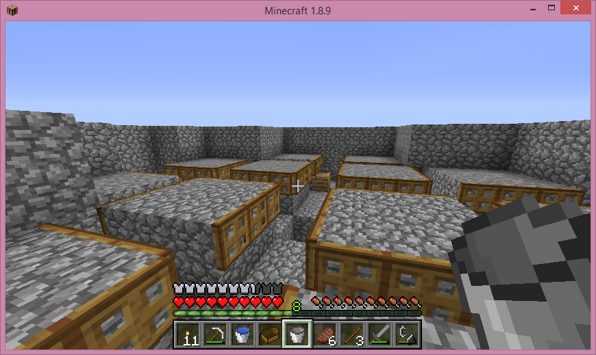 Mob farm water issue - Survival Mode - Minecraft: Java