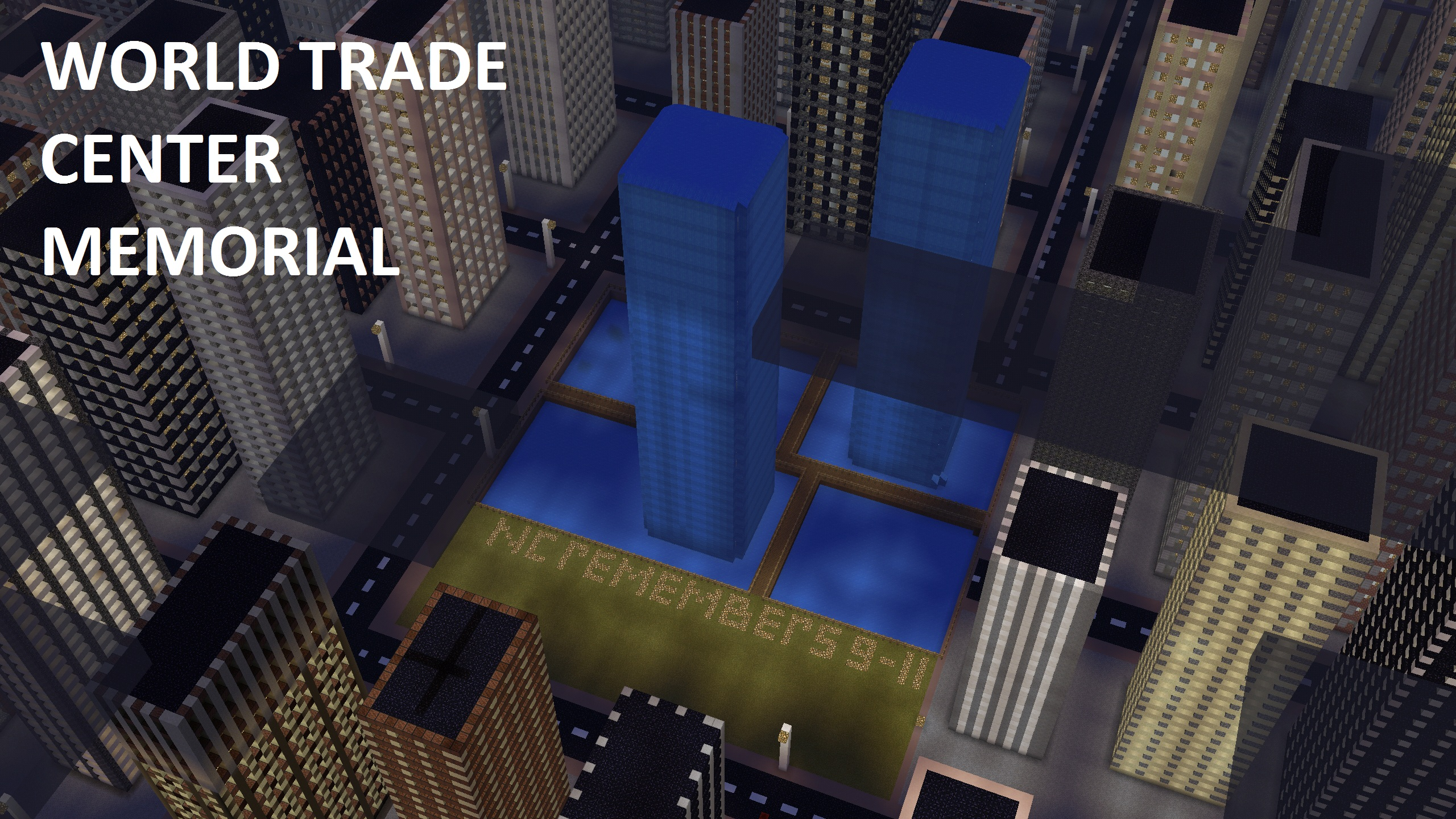 New Chicago: Biggest City in MC:PE [NOW RELEASED!] - MCPE
