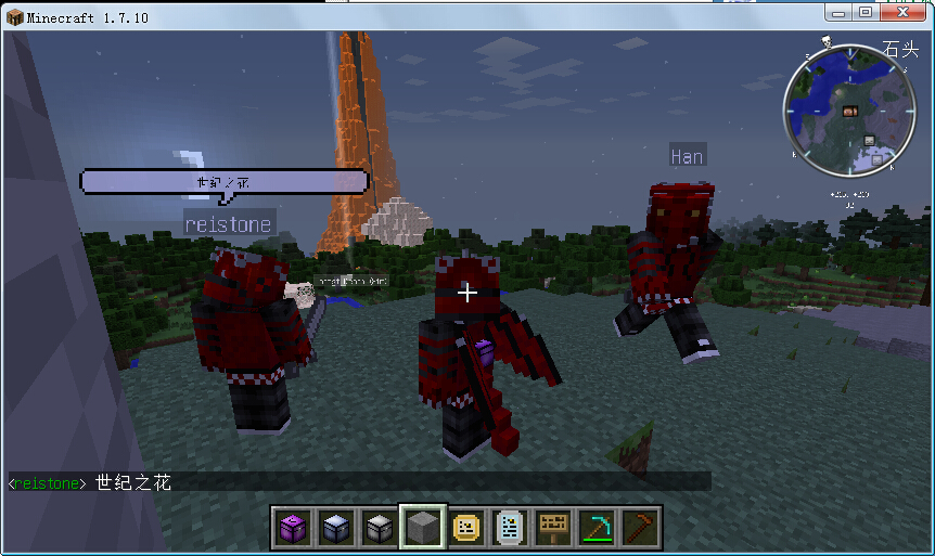 More Player Models 2 (Adds a character creation screen, animations