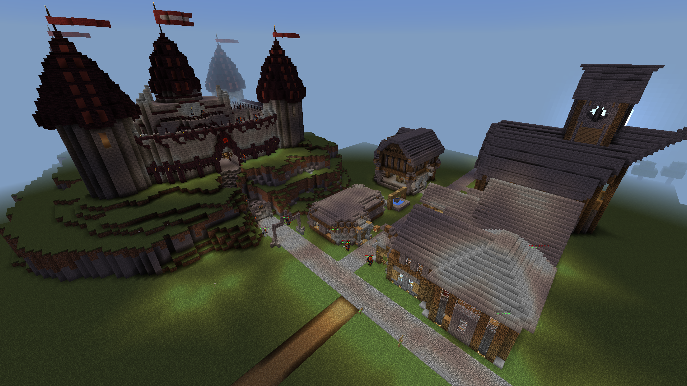 Conquest Kingdom Craft Survival Rpg Faction Server One