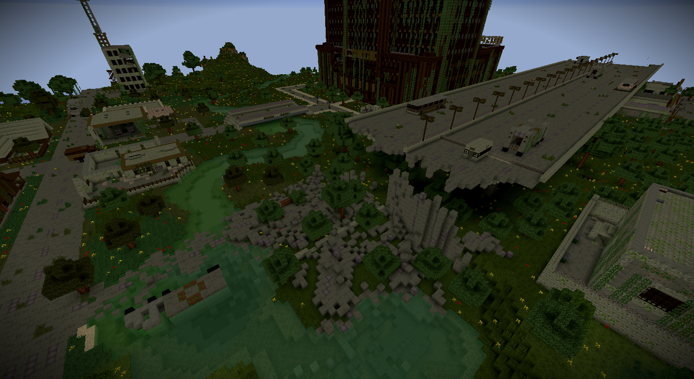 Zombie Apocalypse Survival for 1.8 - Maps - Mapping and Modding ...