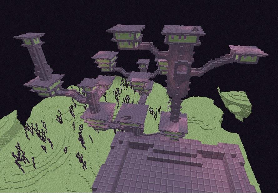 minecraft end city ship