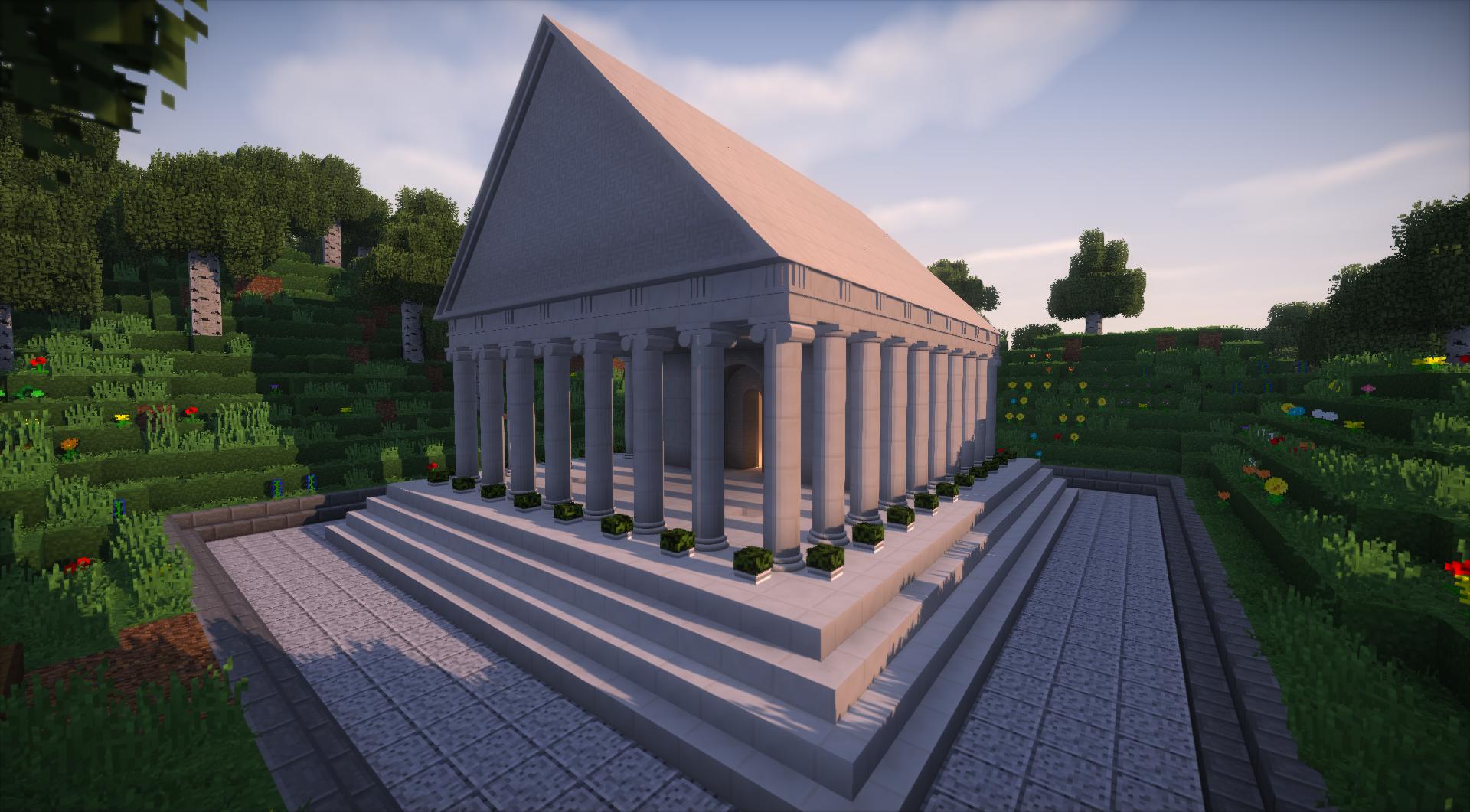 ArchitectureCraft - Minecraft Mods - Mapping and Modding