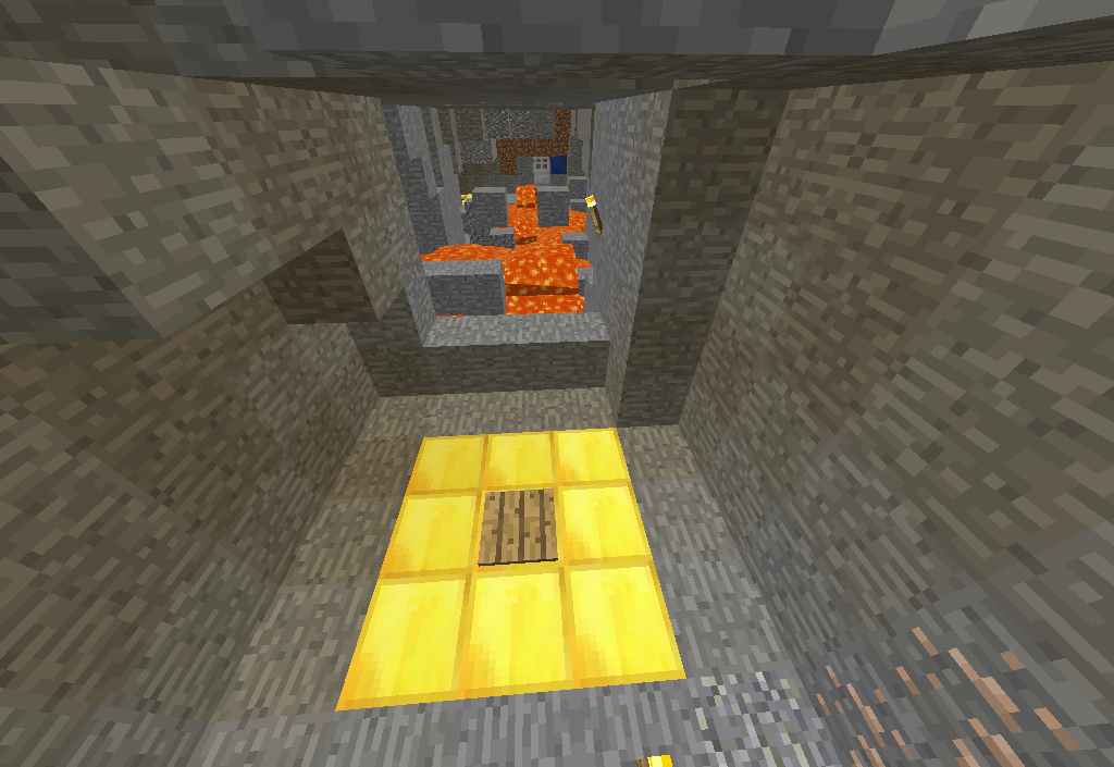 RAID Minecraft 1 10 Parkour map [Demo] - Maps - Mapping and