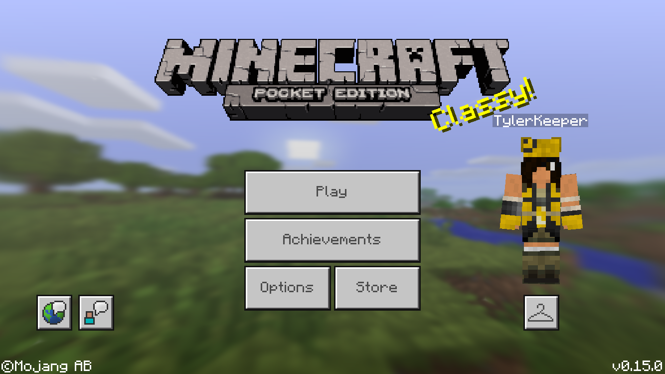 download minecraft pe multiplayer android