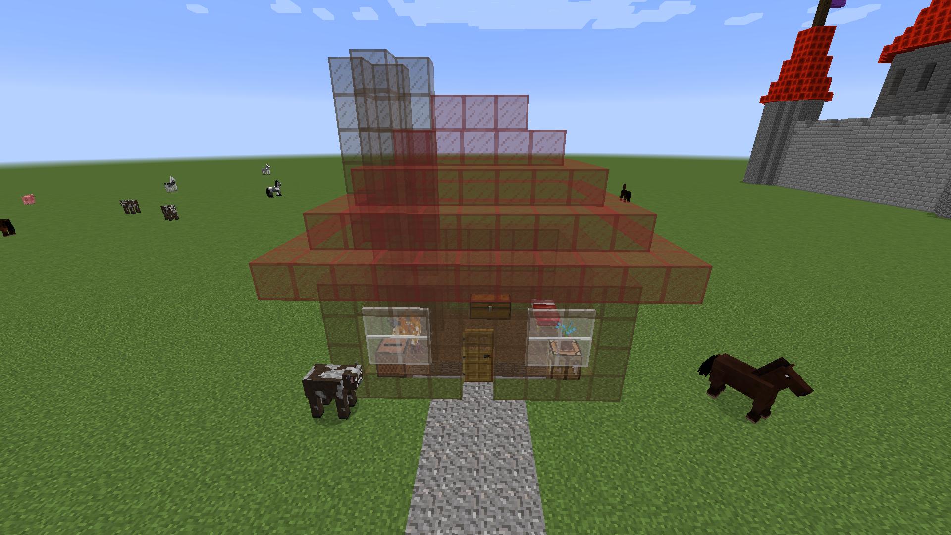Glass House Creative Mode Minecraft Java Edition Minecraft Forum Minecraft Forum