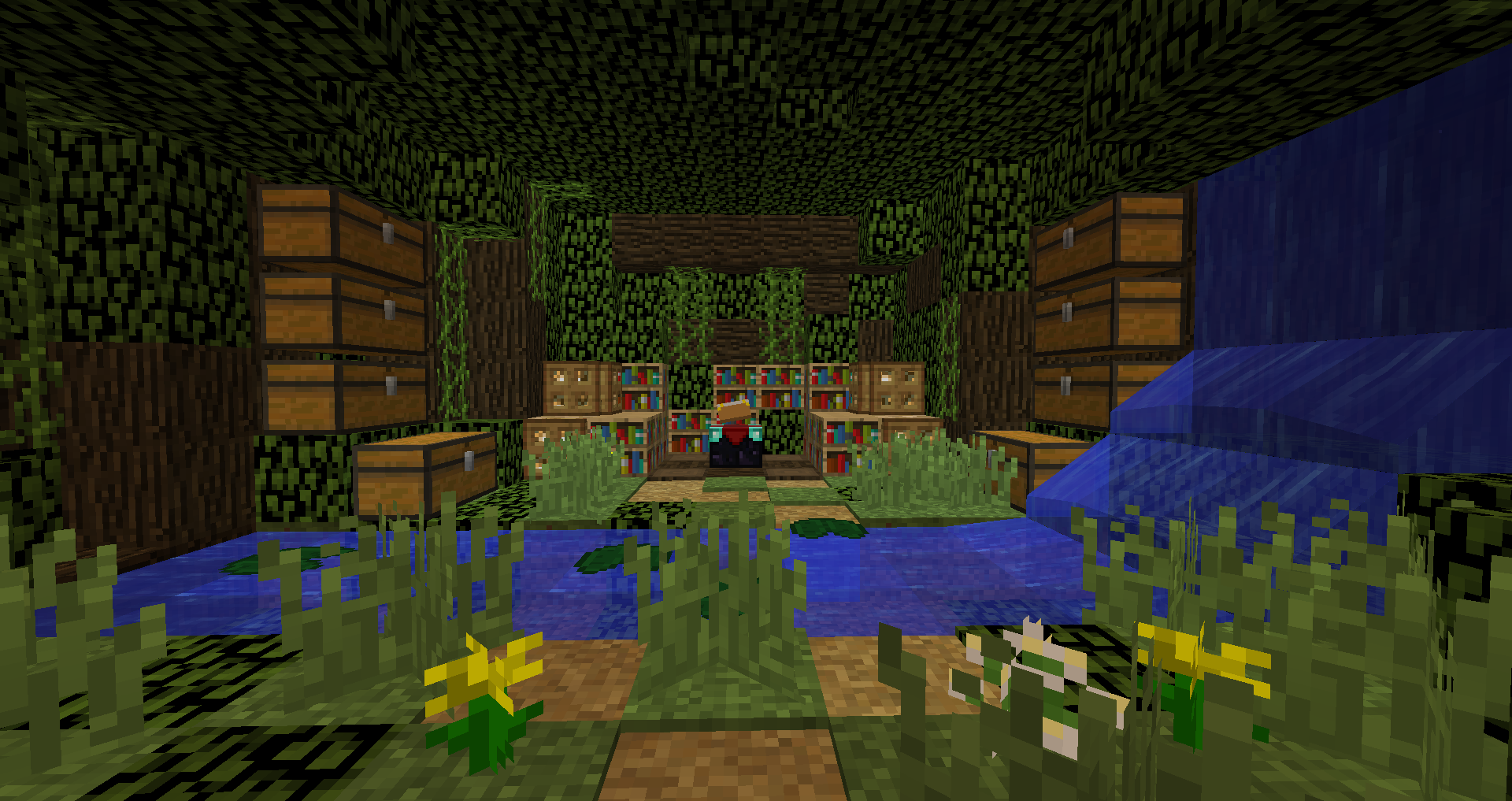 Enchantment Room Ideas Needed Here Survival Mode
