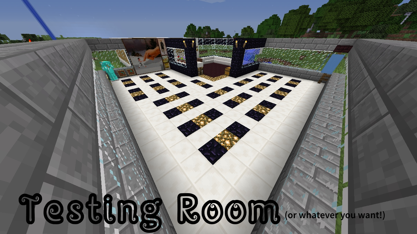 The Labatory - Creation - Inspired by DanTDM's old lab