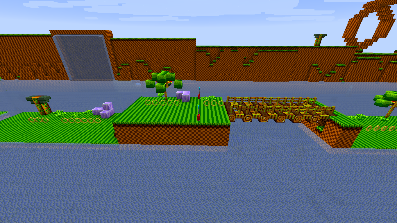 Sonic The Hedgehog Map Maps Mapping And Modding Java Edition Minecraft Forum Minecraft Forum