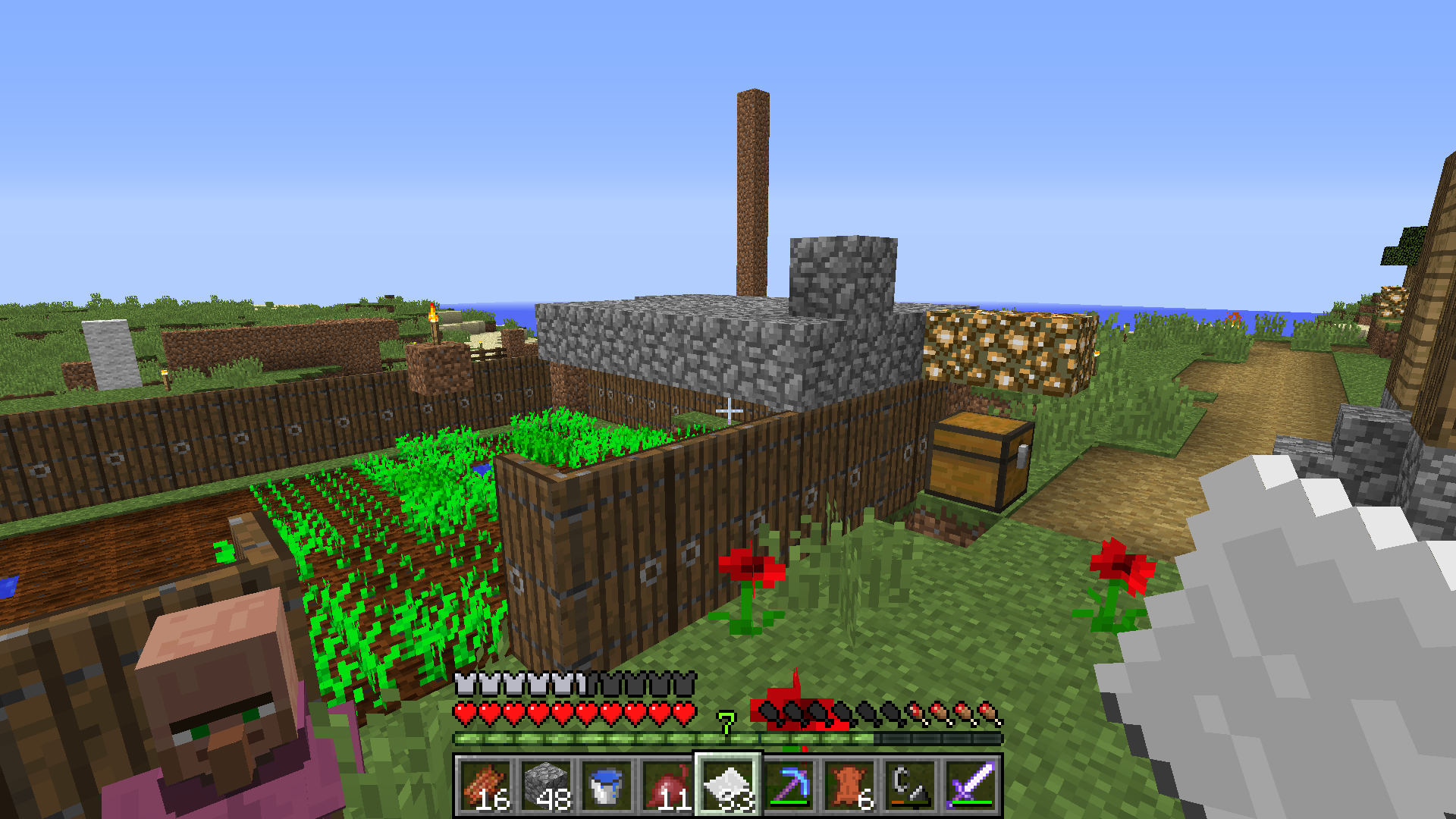 How do villagers breed? - Discussion - Minecraft: Java