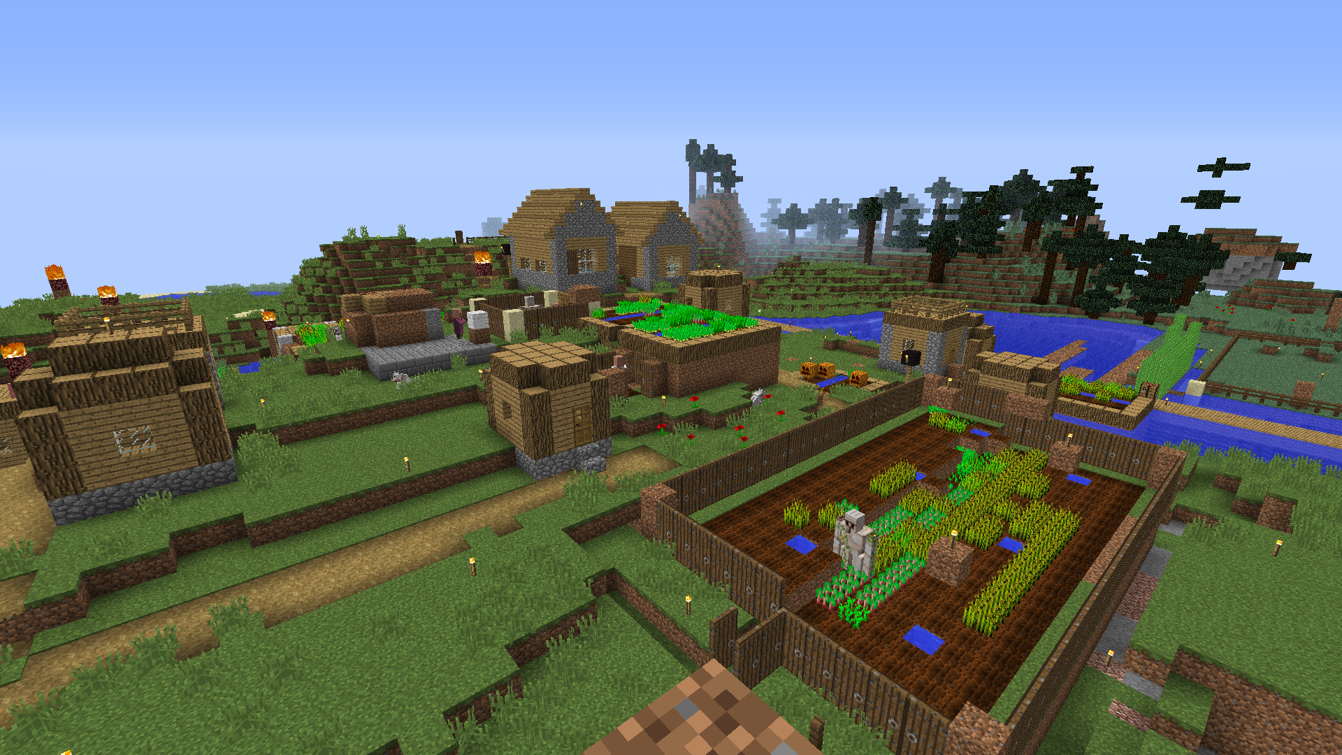 How do villagers breed? - Discussion - Minecraft: Java Edition