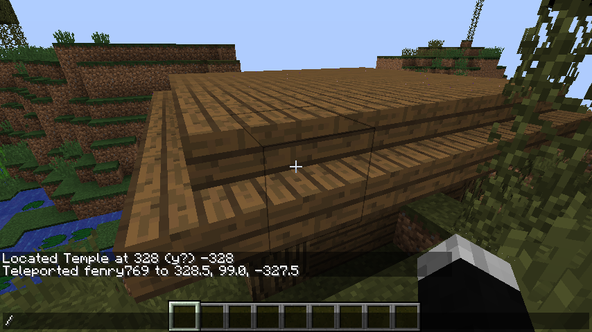 locate not working - Recent Updates and Snapshots - Minecraft: Java