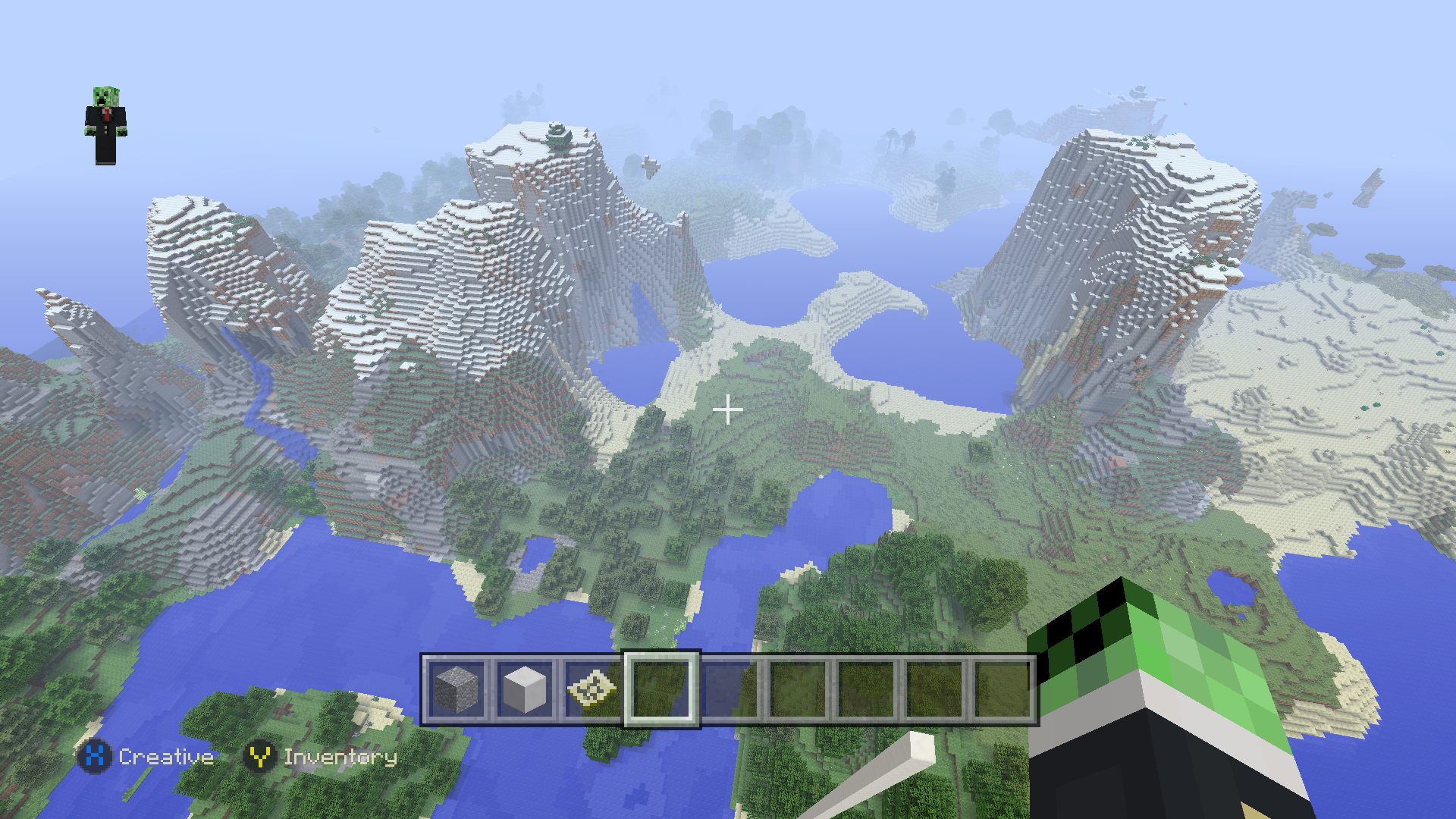 In DESPERATE NEED of a HUGE MOUNTAIN(s) - Minecraft: Editions Seeds