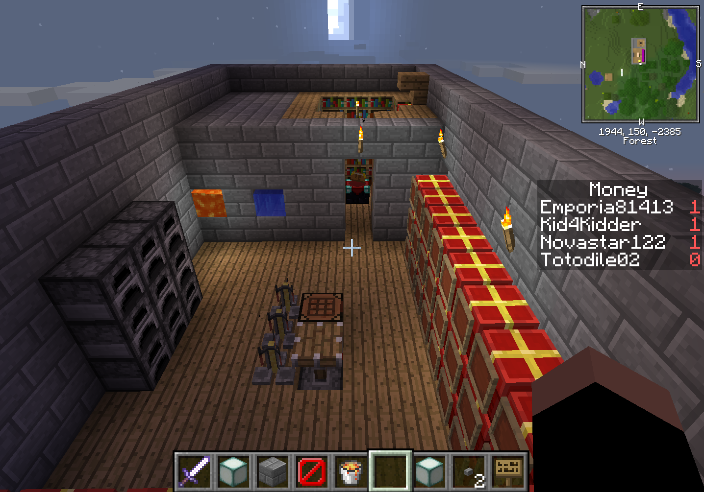 Useful Rooms To Have In Your House Survival Mode Minecraft Java Edition Minecraft Forum Minecraft Forum