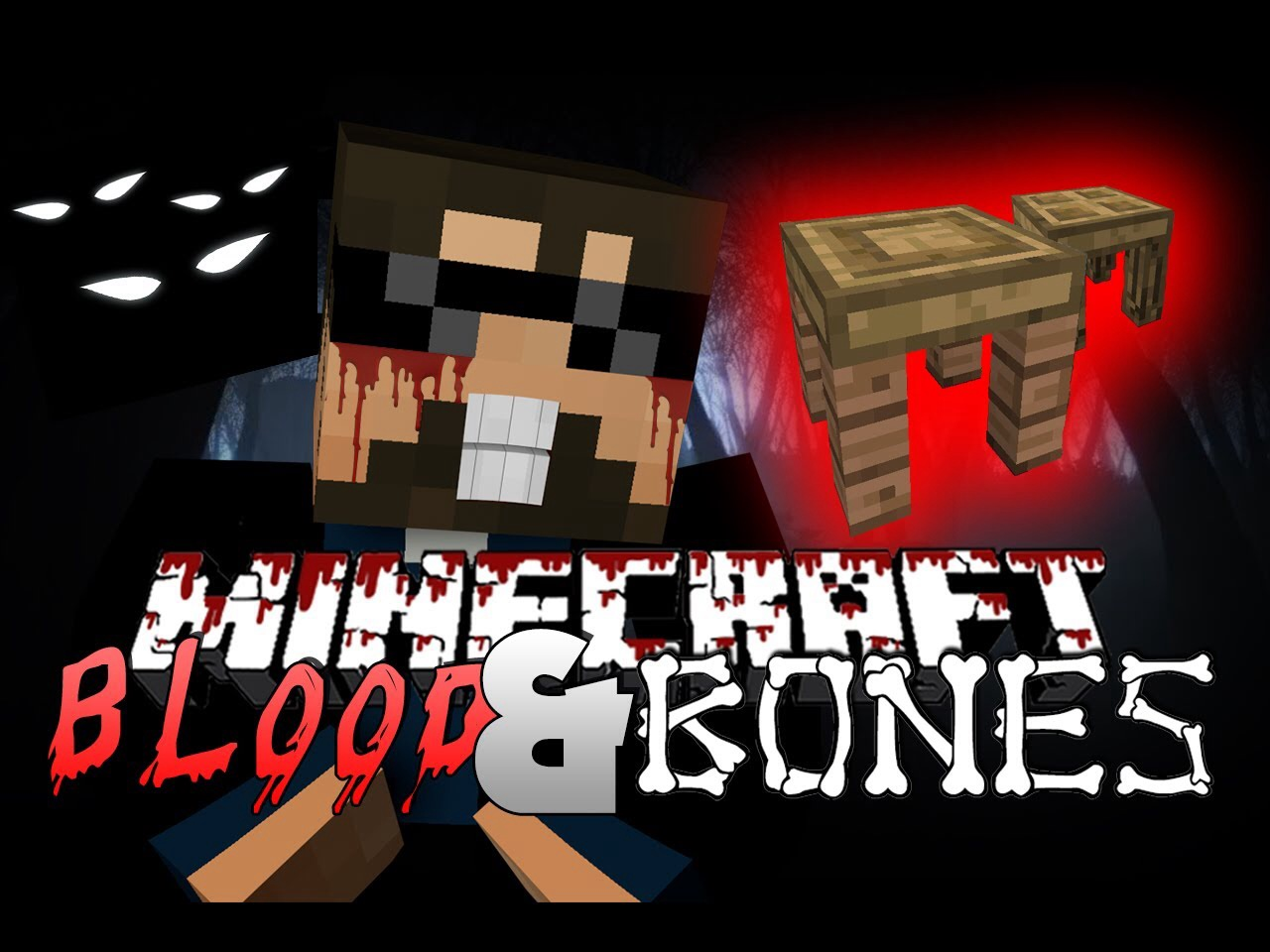 FTB Blood and Bones - Minecraft Mods - Mapping and Modding