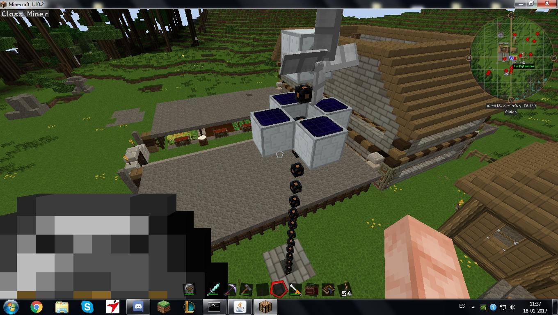 minecraft industrialcraft 2 machines