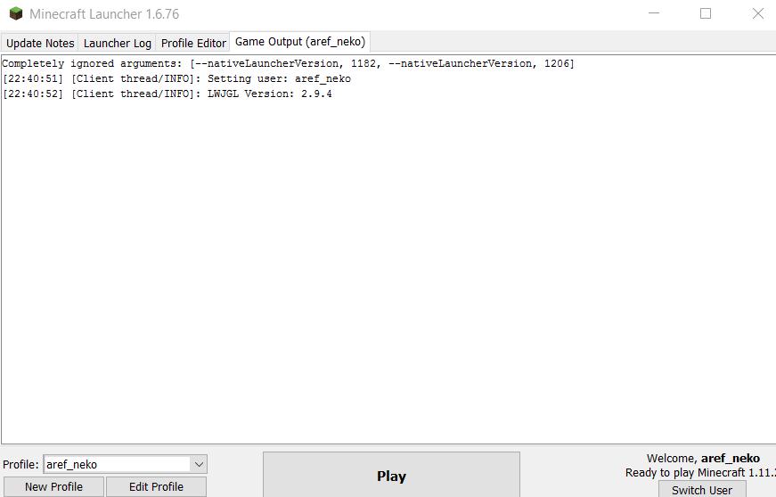 minecraft wont start - Java Edition Support - Support