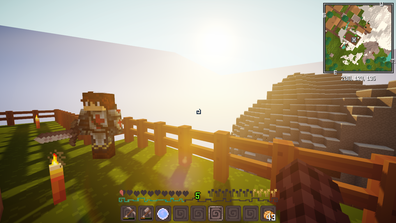 MC 1 12 x] Minecraft Comes Alive v6 0 0 (MILLIONS OF PLAYERS