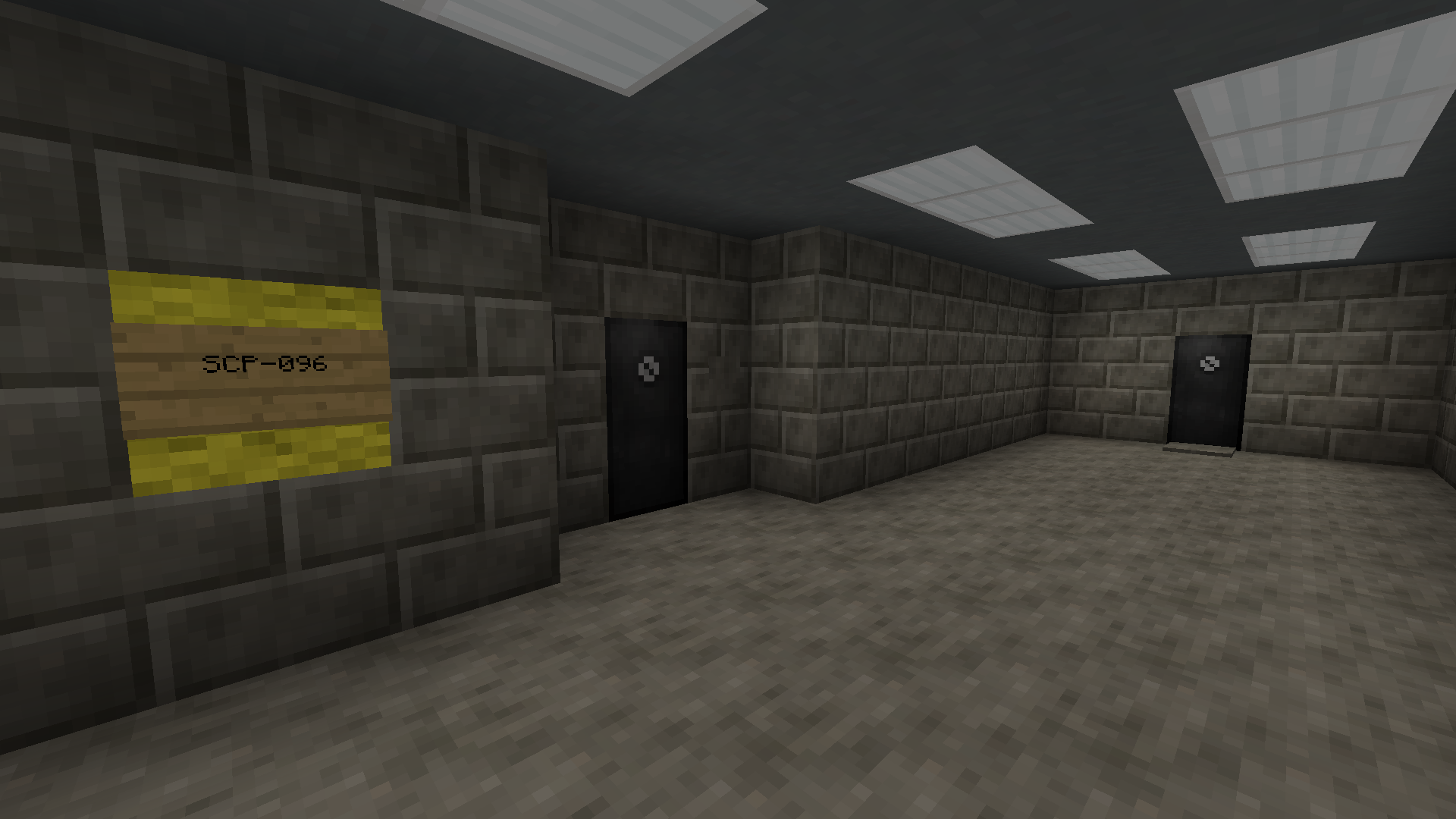SCP Foundation Map - Maps - Mapping and Modding: Java Edition