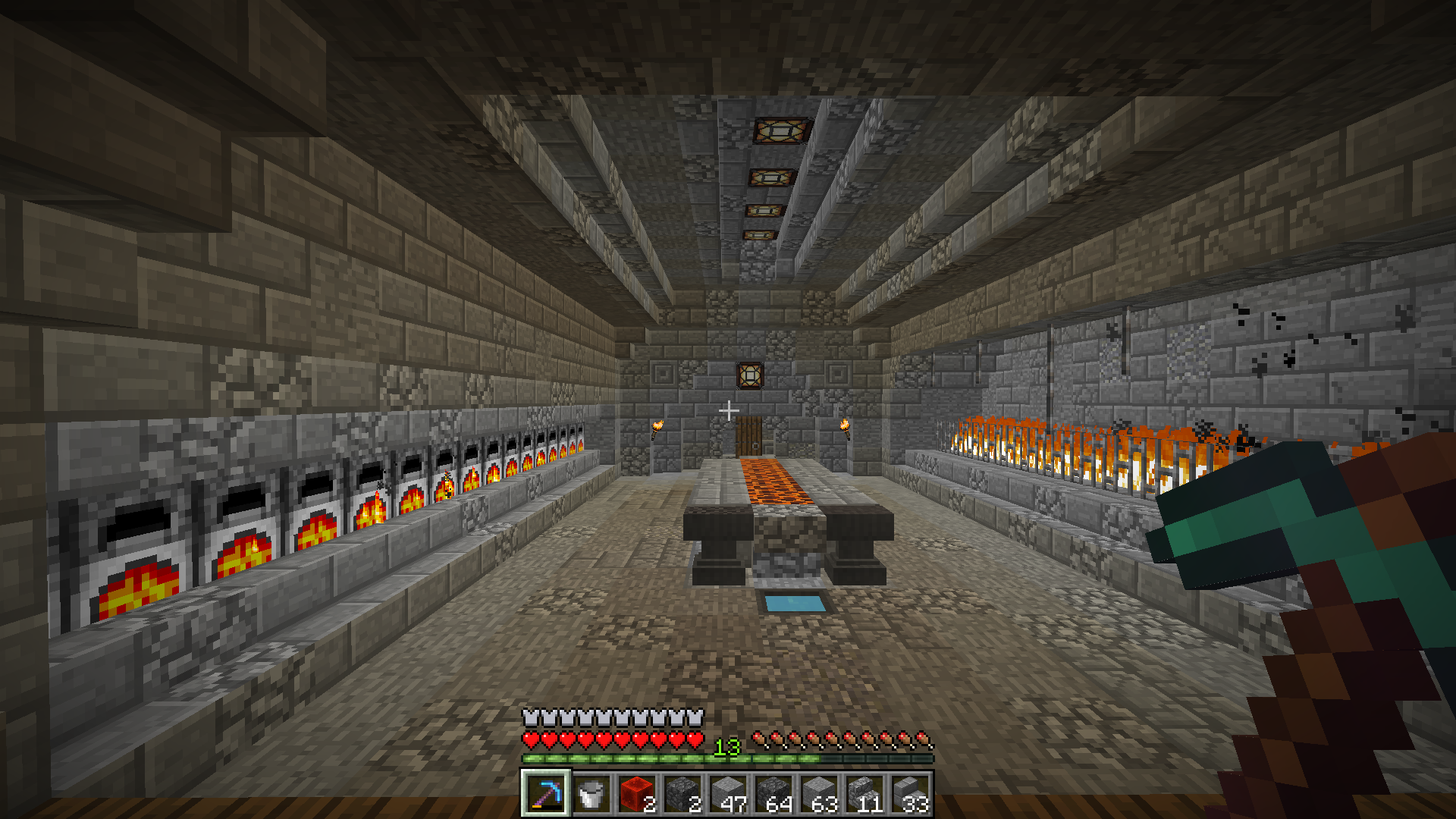 What do you think about my furnace room and suggestion to make it