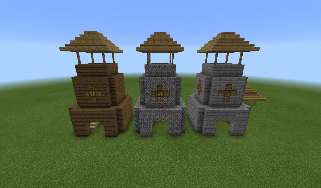 Returning Of The Archers Defense Creative Mode Minecraft Java