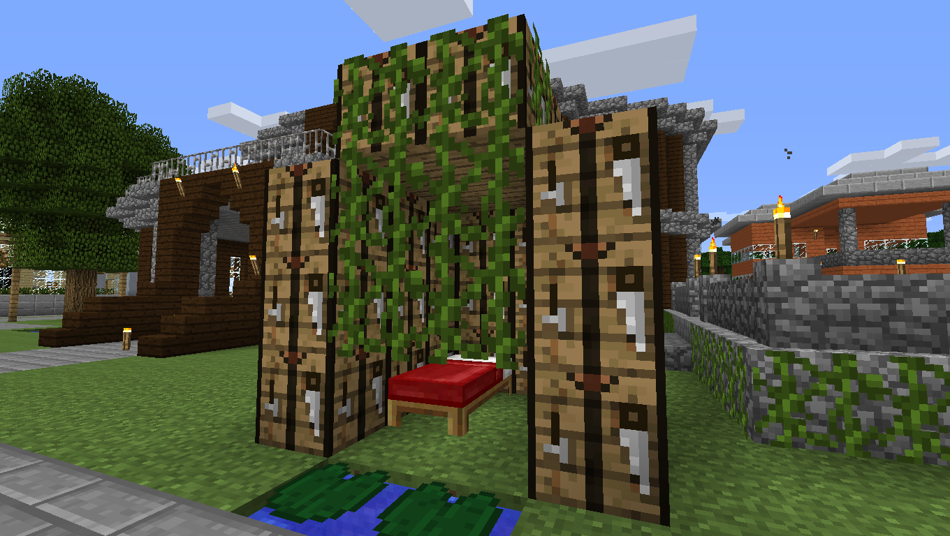 What do yall think of my survival house? - Survival Mode