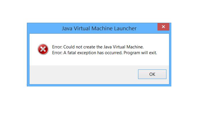 как устранить ошибку в майнкрафте java virtual machine #9