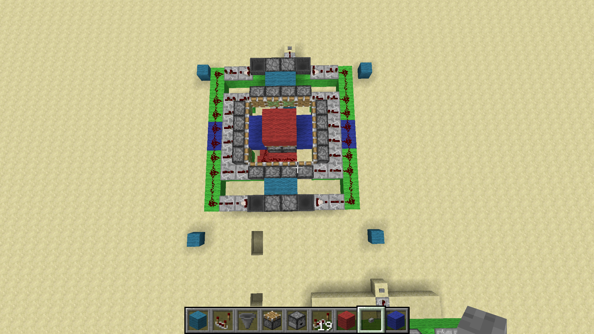 2x2 Flush With The Floor Block Swapper Dimensions Are 10x10x6 Redstone Creations Redstone Discussion And Mechanisms Minecraft Java Edition Minecraft Forum Minecraft Forum