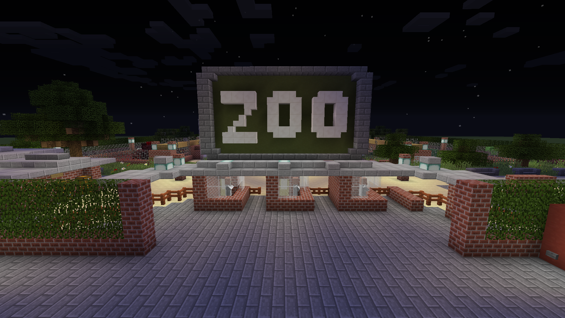 Minecraft Zoo - Maps - Mapping and Modding: Java Edition