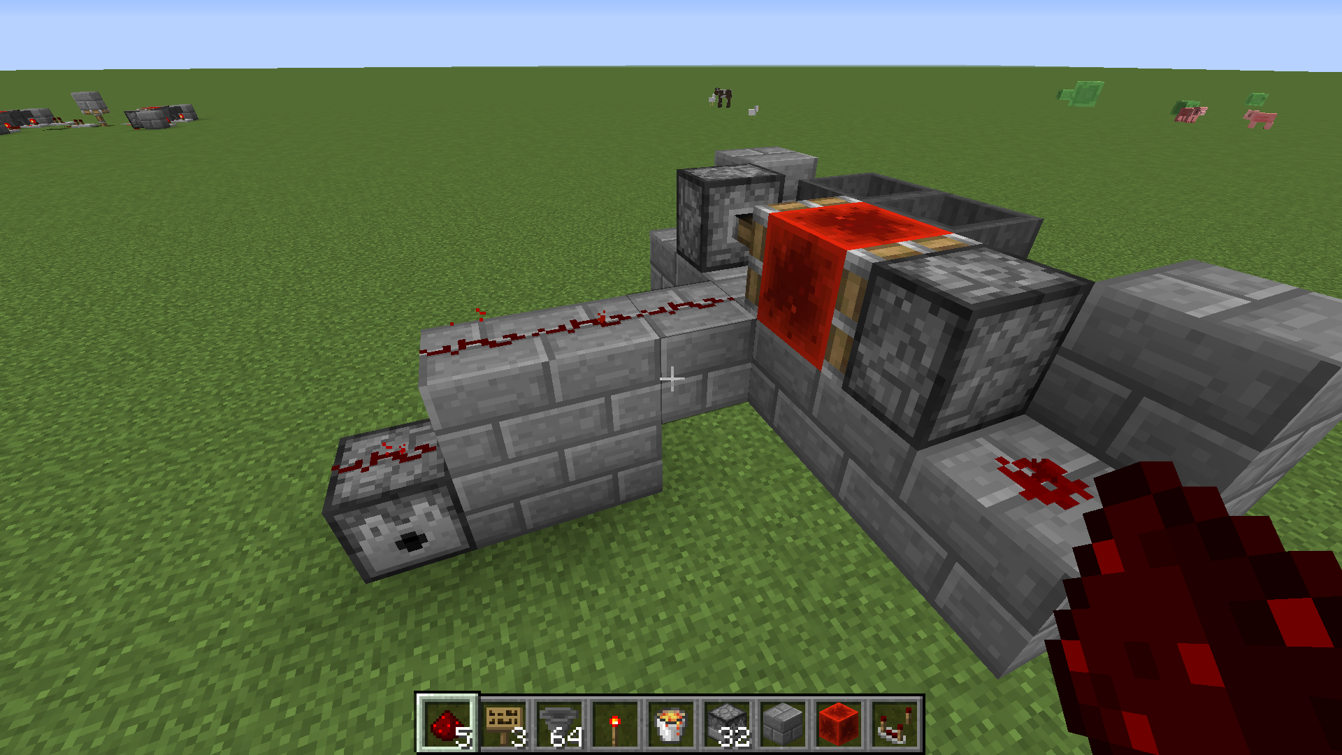 Redstone not activating dispenser? - Redstone Discussion and
