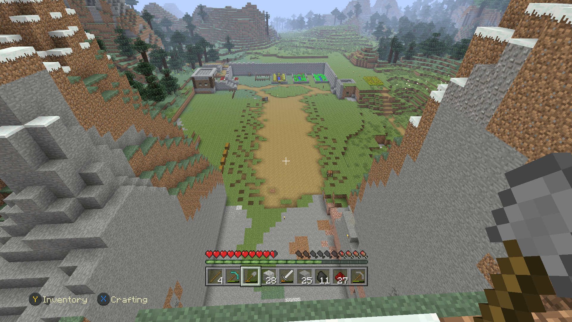 Redstone Valley' Xbox One Minecraft server  (future realm in the