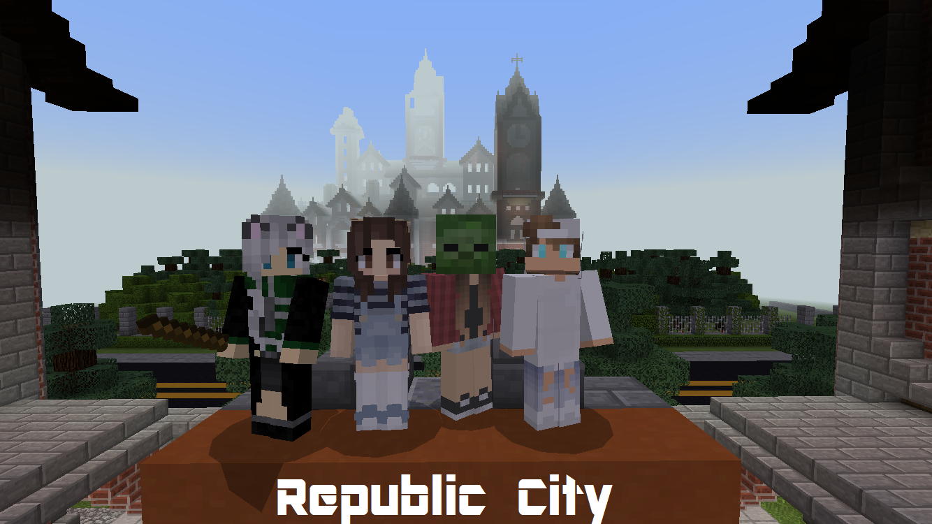 Copy This to Join Our Server: http://bit.ly/JoinRepublicCity