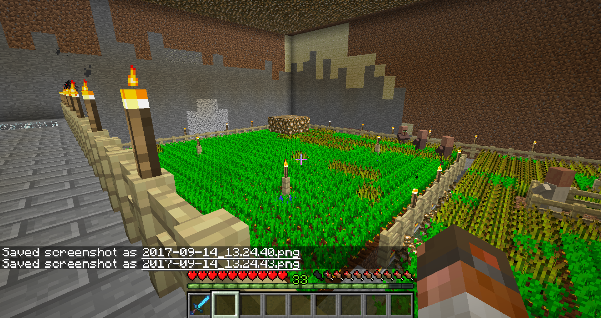 Villagers are not farming 1 12 - Survival Mode - Minecraft