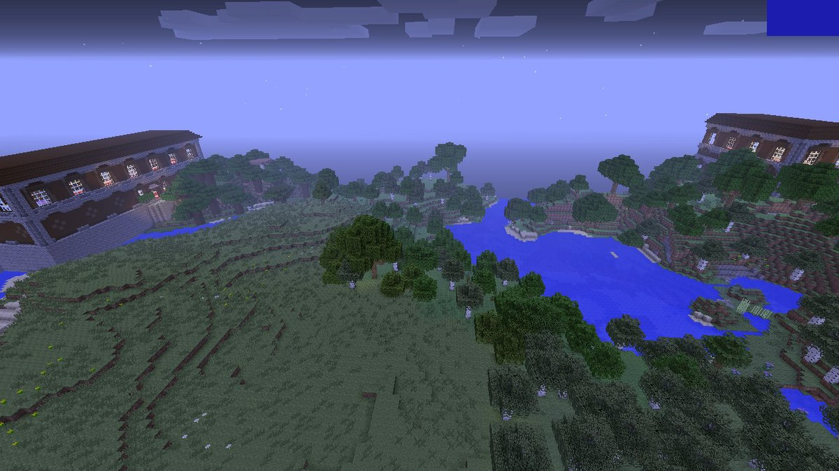 PS4/XB1/Switch] 2 Woodland Mansions & 3 Ocean Monuments near spawn