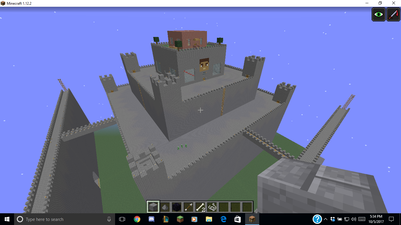 Need Ideas For Things To Put In My Castle Creative Mode