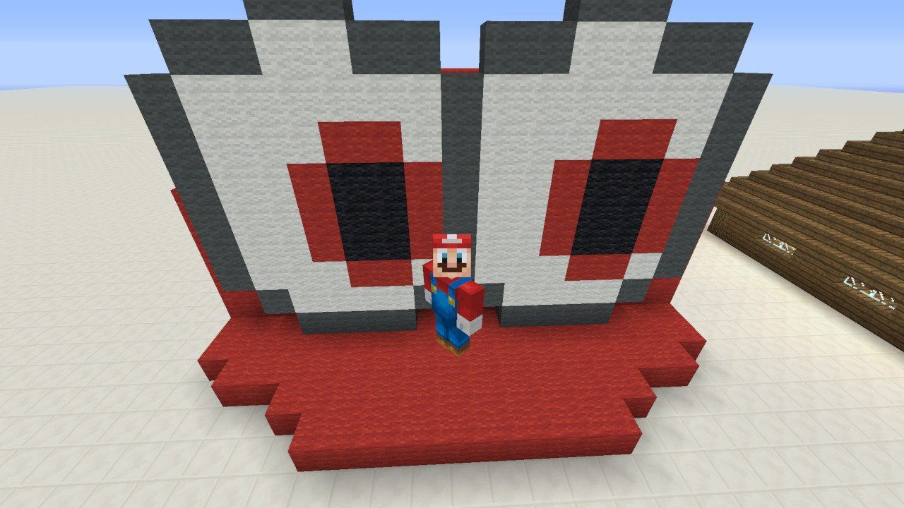 Cappy Pixel Model Smo Screenshots Show Your Creation